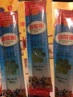 百花蜜15g x3包