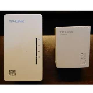 TP-LINK Power Extender TL-WPA281 無線電力線網路橋接器