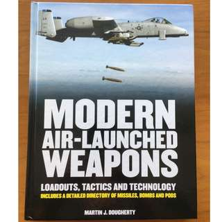 Modern Air-Launched Weapons (Hardcover)