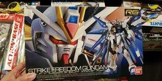 Gundam strike freedom RG