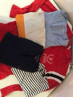 Cute shirts bundle