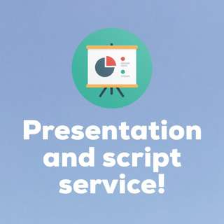 Presentation and Script Ghostwriting Services