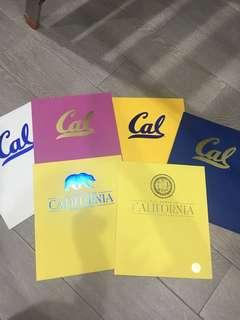 UC Berkeley paper files