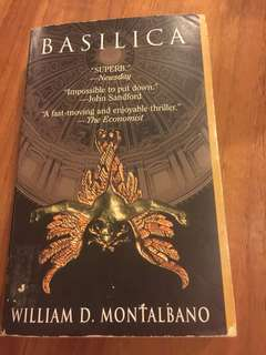 Basilica - a novel about the Vatican