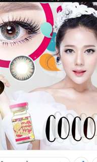 In-stock 2.75 degree blueish grey contact lenses