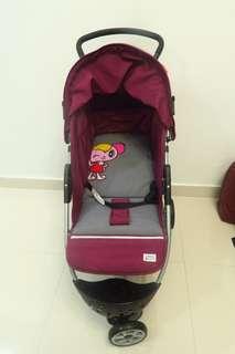 Sweet Cherry Stroller (second hand)