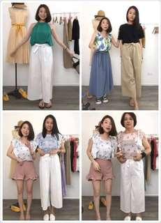 🚚 轉賣小巷裡便宜又好穿的棉麻寬褲