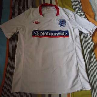 England World Cup Football Soccer Jersey