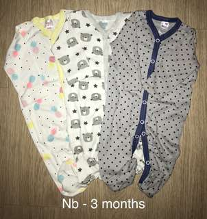 Baby Jumpsuit + Free Mailing / Delivery