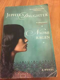 Jephte's Daughter - a novel
