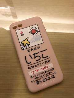 🚚 全新 iphone78矽膠手機殼 日本風 日文字