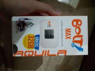BOLT! Wifi portable
