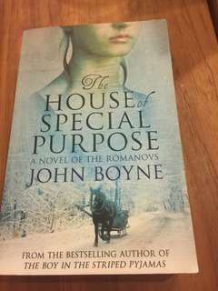 The House of Special Purpose - a novel
