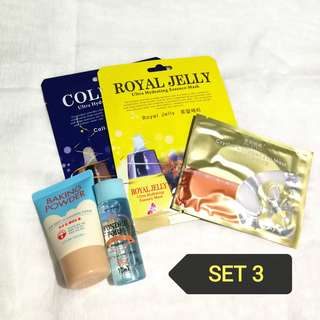 Skincare Bundle SET 3