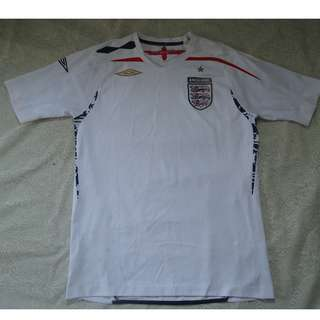 England World Cup Football Socccer Jersey