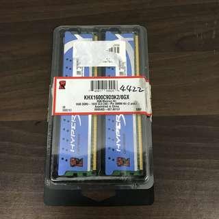 Kingston Hyperx DDR3 8GB