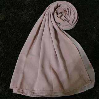 (Pink) Long Shawl