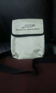 Polo Sport Shoulder Small Bag (细袋)