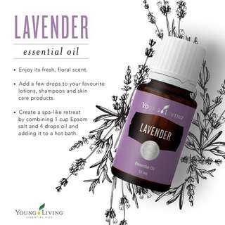 🚚 Young living lavender essential oil