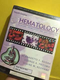 MT book- Hematology