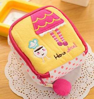 Cute Nappy Pouch or Cosmetic Pouch