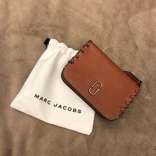🚚 Marc Jacobs 駝色零錢包