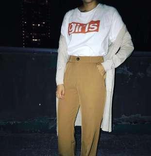 🚚 全新 杏色薄款針織外套