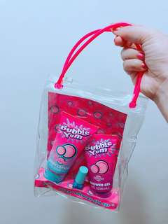 Bubble Yum Sweet Scented Spa Set