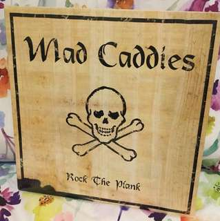 Mad Caddies - rock the plank - lp vinyl