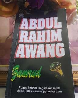 Zamrud Abdul Rahim Awang