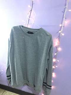 SIMPLY GREY SWEATER/SWEATSHIRT