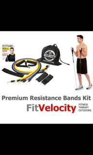 Exercise Bands (Brand New)