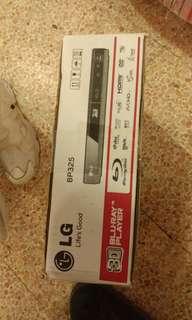 LG BP325 3D 藍光碟機