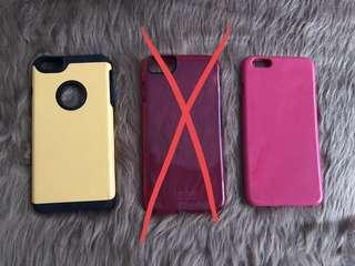 BUNDLE: PHONE CASES (iPhone 6/s+)