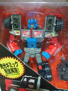 Takara Transformers TRF-13-s G2 Prime of Justice