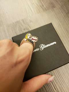 Hysteric Glamour Ring 戒指購自又一城I.T.