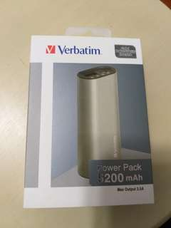 Verbatim 5200mAh Power Pack