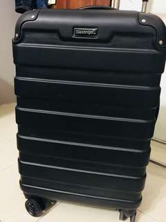 "Slazenger original 20"" luggage Expandable"
