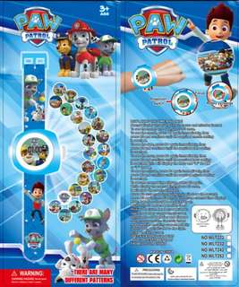 Children's Day gifts birthday gifts digital watch projection images