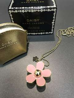 Marc Jacobs Perfume Necklace