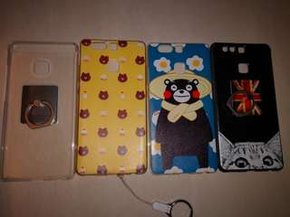 Huawei P9 phone cover For Free!