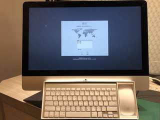 Apple iMac 21.5吋 2012年 8G/500GB
