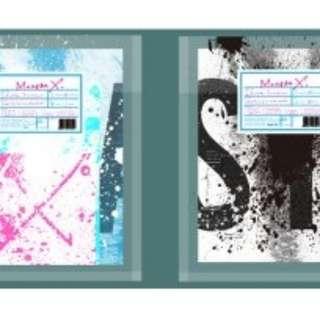 [PRE-ORDER] MONSTA X SHINE FOREVER ALBUM