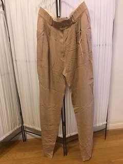 Celine high waisted pants