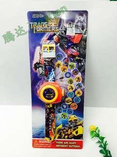 Projector Watch digital watch birthday gifts
