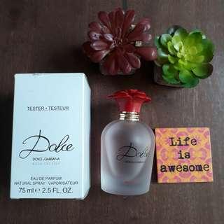 Authentic Dolce and Gabbana Rosa Excelsa - Eau de Perfume