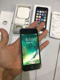 Iphone 5s 16gb space gray ex ibox sency
