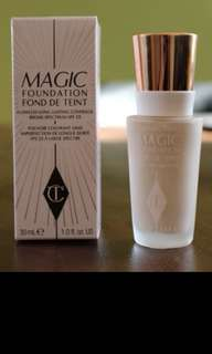 Charlotte Tilbury Magic Foundation in shade 3.5