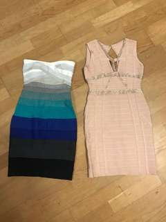 Party dress 500 for 2
