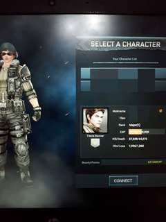 Blackshot Account